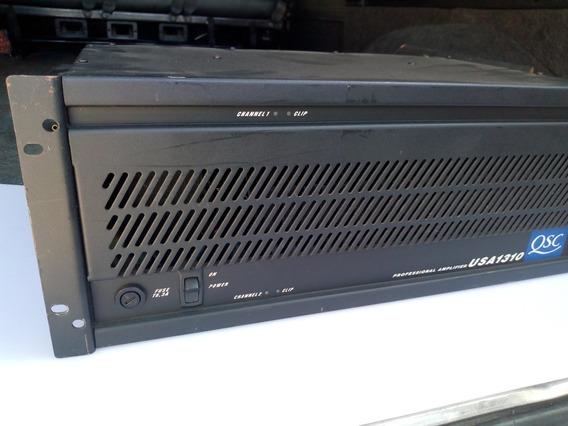 Pa Qsc Usa1310 Usa 1310 Professional Power Amplifier