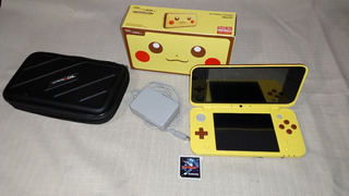 Nintendo New 2ds Xl Pikachu Edition - Ntsc - Usa