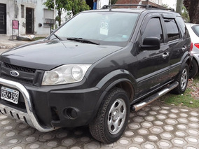 Ford Ecosport Xls 1,6 Full 2008 Km 142000 Gnc !!!