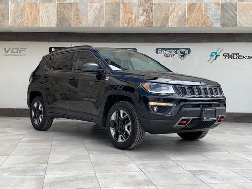 Imagen 1 de 14 de Jeep Compass Trailhawk 2018