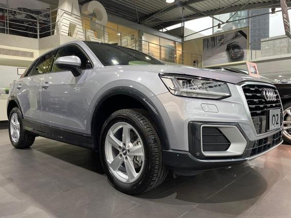 Audi Q2 35 Tfsi Sport 2020 Plata-negro