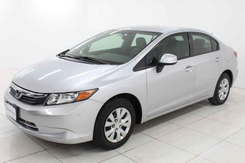 Imagen 1 de 15 de Honda Civic 2012 4 Cilindros