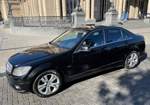 Imagen 1 de 12 de Mercedes Benz C200 Kompressor Avantgarde At 2010!