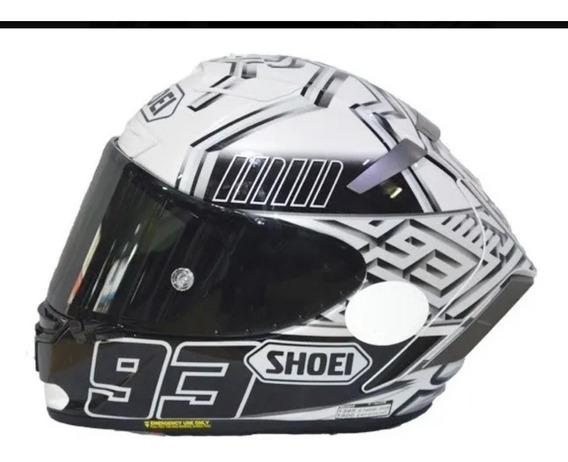 Capacete Shoei X-spirit 3 Marquez 4 Pista