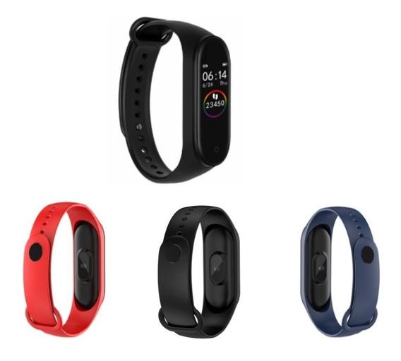 Reloj Deportivo Smart Band M4 Pulsera Inteligente Fitness