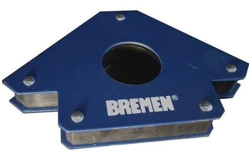 Escuadra Soporte Magnetico Bremen® 6663 22 Kg Para Soldar