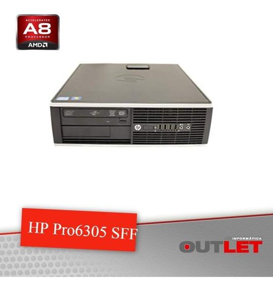 Computador Hp Pro6305 Amd A8 4gb 320gb