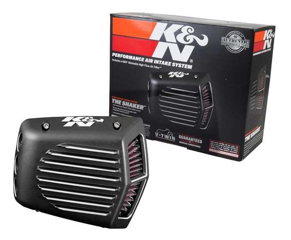 Kit Intake K&n Rk-3950 Harley Davidson Fatbob/softail/fxsb