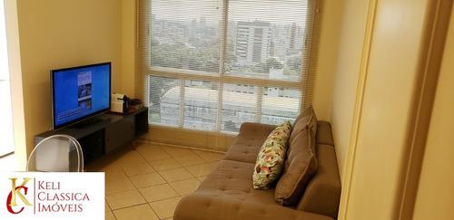 Aluga-se Apartamento Com 45m² No Condomínio Liberty House Na Zona Sul De Ribeirão Preto-sp, Com 1 Suíte,  Vaga De Garagem Coberta - Ap00489 - 69347094