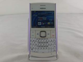 Celular Nokia X2-01 Symbian 2g Bluetooth Câmera - Usado
