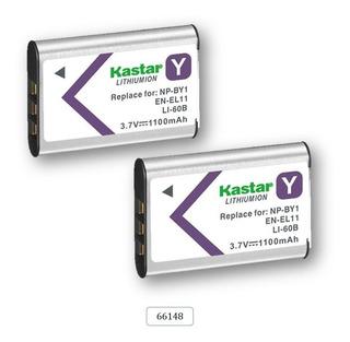 (2) Baterias Mod. 66148 Para Sony Mini Hdr-az1