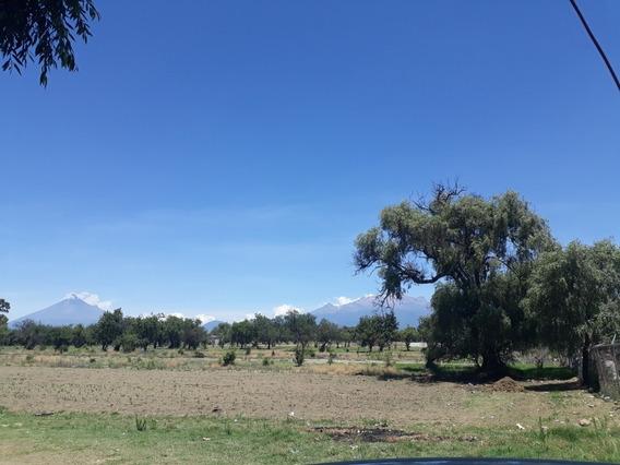 Terrenos En Venta. En Huejotzingo. Facilidades De Pago