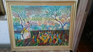 Pintura De Eleuterio Perez