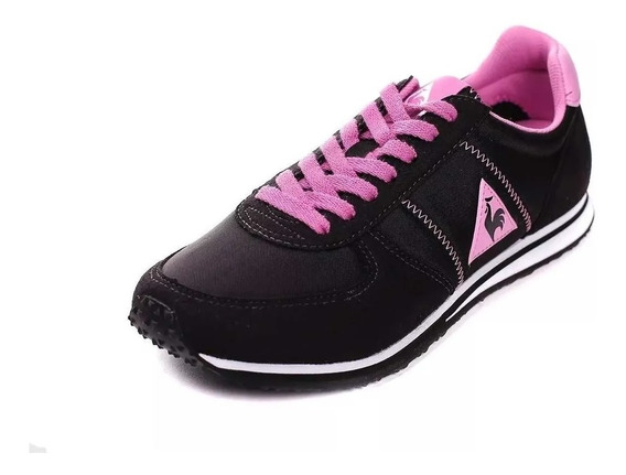 Zapatillas Le Coq Sportif Bolivar Br Nylon Ps Blackpink 7594