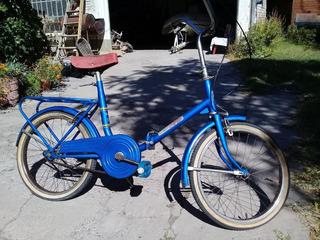 Bicicleta Plegable Antigua Rodado 20
