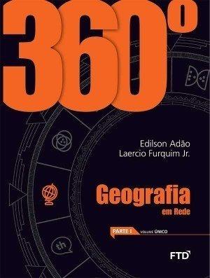 Geografia 360 Graus Ftd Box Completo Do Aluno