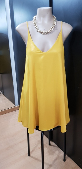 .vestido Corto Suelto...