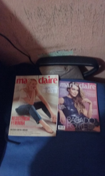 Revista Marie Claire 02 Unidades Oferta 15 Reais