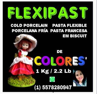 Pasta Francesa, Pasta Flexible, Manualidades