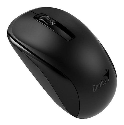 Mouse inalámbrico Genius  NX-7000 calm black