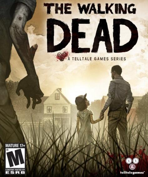 The Walking Dead - Season 1 Completo Pc Original Steam
