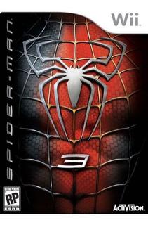 Juego Spiderman 3 Nintendo Wii Zona Norte