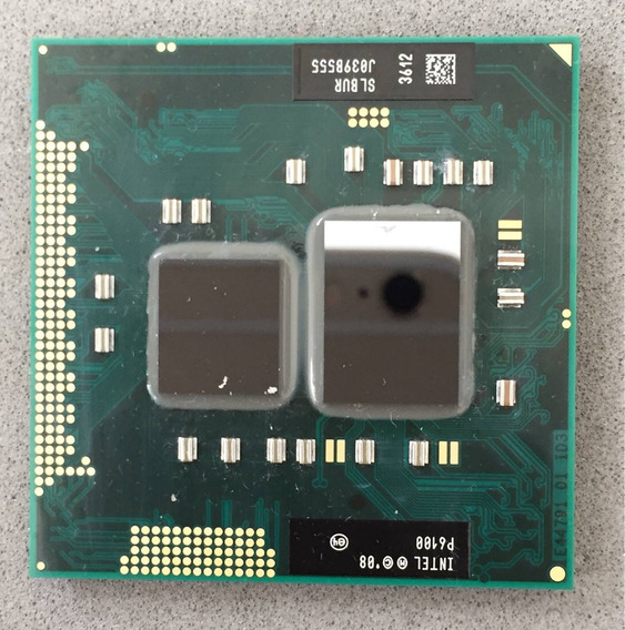 Processador Intel Corei3-p6100 P/ Notebook