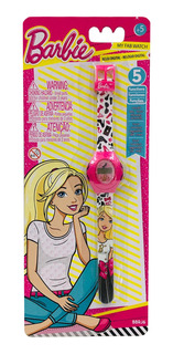 Barbie Reloj Digital Infantil Original New Cod Bbrj6 Bigshop