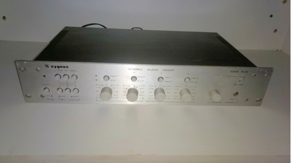 Cygnus Stereo,audio,mixer Sam 800