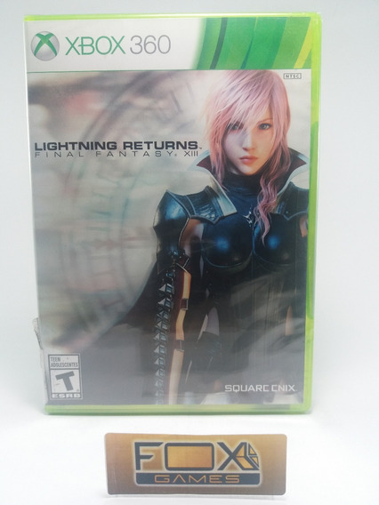Xbox Jogo Final Fantasy 13 Lightning Returns