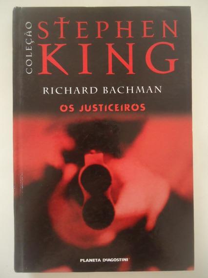 Os Justiceiros Richard Bachman - Coleção Stephen King