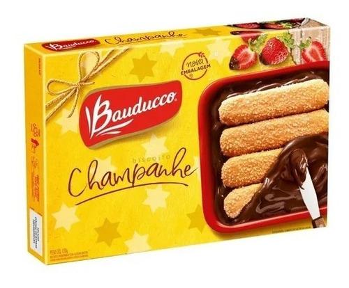 Imagem 1 de 1 de Biscoito Champanhe Bauducco Com Açúcar Cristal 150g