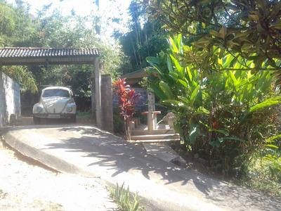 Sitio Com Casa Com 2 Comodos Cozinha ,banheiro E Garagem