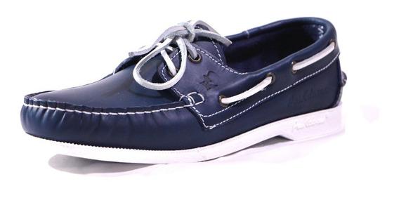 Zapatos Nauticos Mocasines Peskdores Bluemarine Bm00035