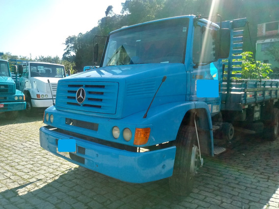 Mercedes Benz 1620 2005 Truck Carroceria