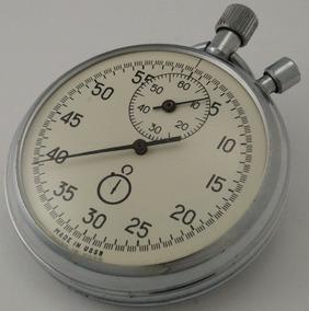 Cronômetro Russo Agat Ussr 2 Chaves Cccp Conservado