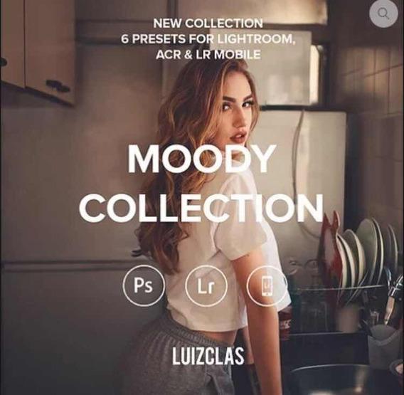 Presets Luiz Clas (luizclas) - Todos Os 8 Packs + Brinde