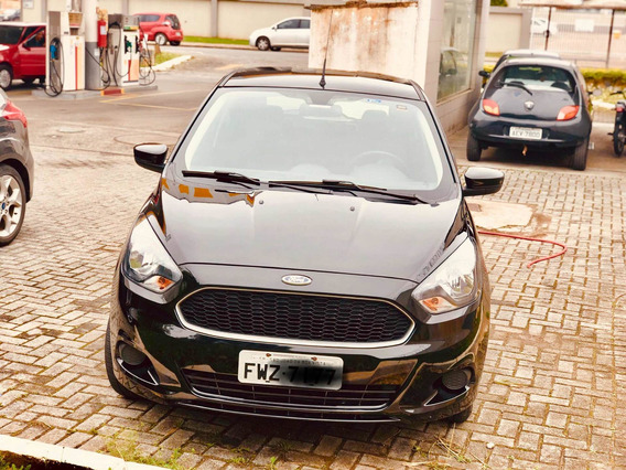 Ford Ka 1.0 Se Plus Flex 4p 2018