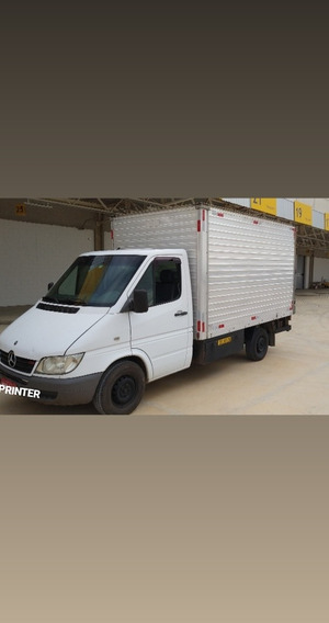 Mercedes-benz Sprinter Chassi 2.2 Cdi 313 Rs 2p 2010