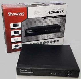 Dvr Stand Alone Showtec 04ch Hd