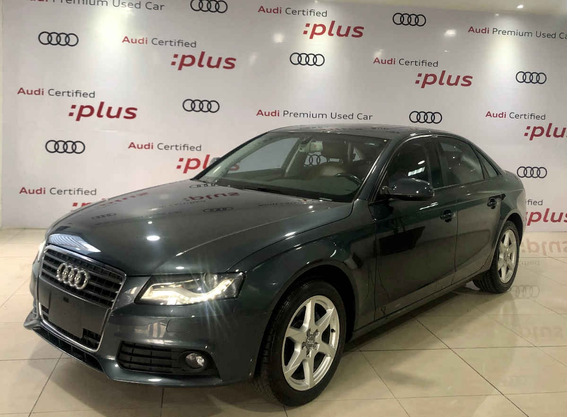 Audi A4 2011 4p Trendly Plus 1.8l Multitronic