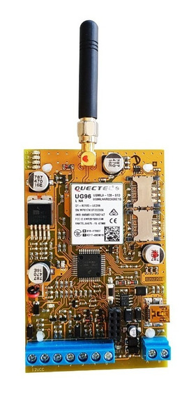 Comunicador 3g Doble Chip + Wifi Dx Control Sam 2