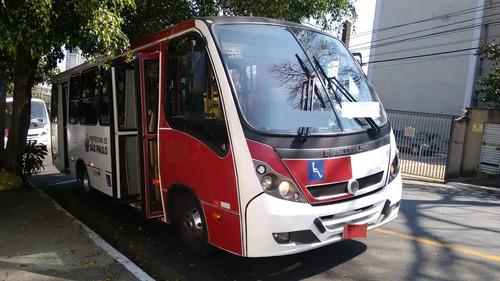 Micro Onibus Neobus Thunder Vw 9160 2013/2013 23l 2p Aurovel