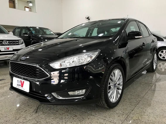 Ford Focus Sedan Se Plus 2.0 Aut
