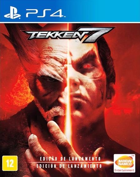 Tekken 7 (edição De Lançamento) - Ps4