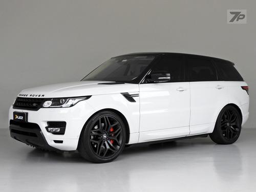 Land Rover Range Rover Sport 3.0 Hse Dynamic 4x4 V6 24v Tur