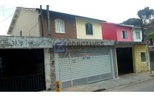 Venda Sobrado Sao Bernardo Do Campo Nova Petropolis Ref: 140 - 1033-1-140396