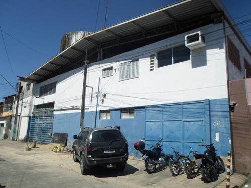 Imagem 1 de 30 de Galpao Para Alugar Na Cidade De Fortaleza-ce - L11987
