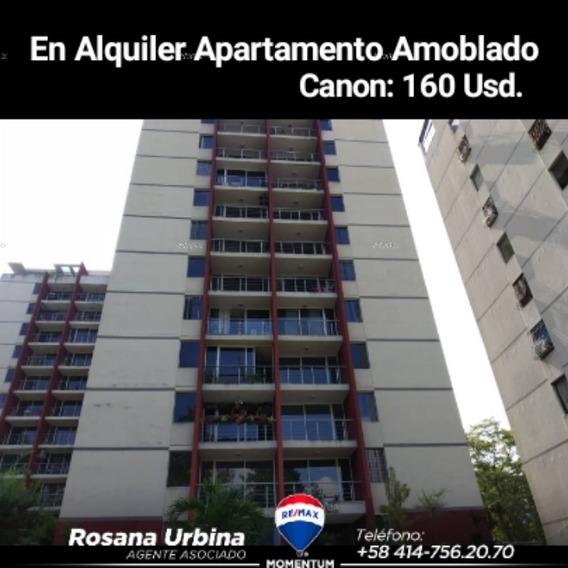 Apartamento En Alquiler Amoblado En San Cristóbal