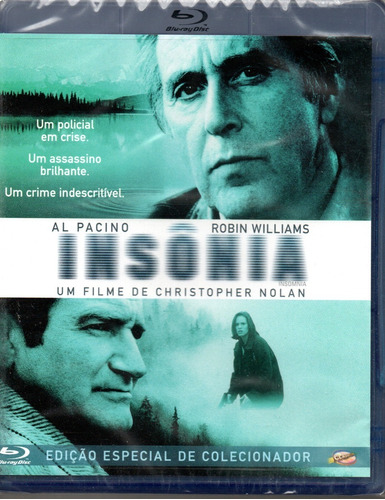Blu-ray Insonia (2002) - Classicline - Bonellihq V20